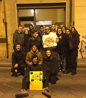 Enna, sabato 16 dicembre i giovani della città a dialogo  con l'artista Moni Ovadia