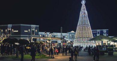 Note d'orchestra a Sicilia Outlet Village  per il gran concerto di Natale