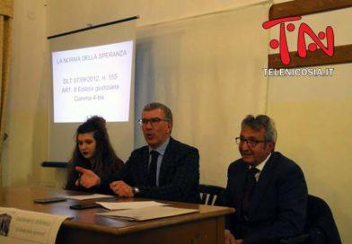Nicosia, si è costituito il comitato per la riapertura del tribunale – VIDEO