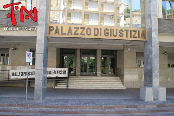 Riapertura del Tribunale di Nicosia, continuano gli appelli all'unità del territorio. Dichiarazioni del sindaco di Nicosia e dell'avvocato Giacobbe