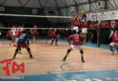 Pallavolo maschile serie C, sconfitta esterna per i Diavoli Rossi Nicosia nel derby con l'Agira