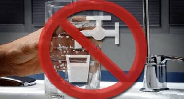Pietraperzia, vietato l'uso dell'acqua per usi potabili nella zona di via S. Nicolò