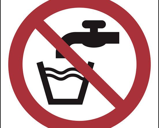 Nicosia, emessa ordinanza di divieto d'uso dell'acqua per fini potabili in due zone