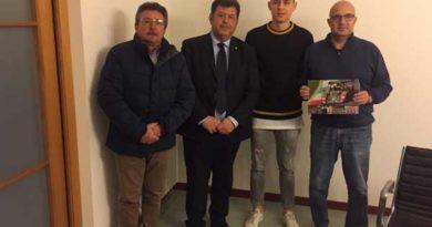 Imprenditori locali credono nel progetto europeo del pilota ennese Simone Patrinicola