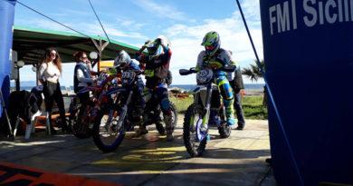 Motociclismo Enduro, il Team Valdemone ha partecipato alla prima prova del campionato regionale