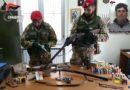 Centuripe, i carabinieri hanno arrestato un allevatore in possesso di armi rubate con matricola abrasa e munizionamento – VIDEO