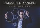 Emanuele D'Angeli, il più giovane e talentuoso prestigiatore italiano il 2 Aprile a Nicosia