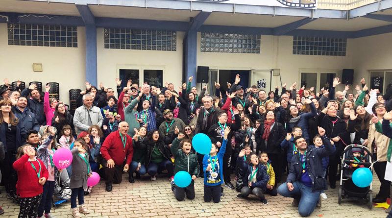 """Barrafranca, si è svolta la """"Festa di Primavera"""" del Csr con 400 disabili arrivati da tutta la Sicilia"""
