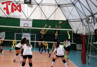 Pallavolo femminile serie D, sconfitta fuori casa per la Naf Nicosia