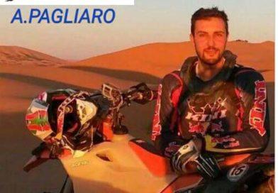 Alessandro Pagliaro del Team Valdemone di Nicosia partecipa al Fotorally dei Vulcani