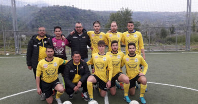 Calcio a 5 serie D, vittoria casalinga del Nicosia Futsal con la San Pio X