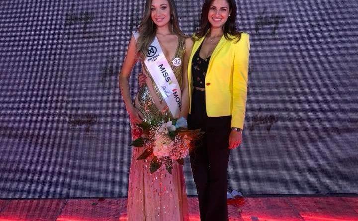 La nicosiana Marika Pandolfo è Miss Mondo Sicilia – VIDEO