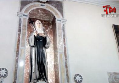 Nicosia, benedizione delle rose di Santa Rita – VIDEO