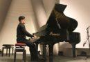 """Cerami, il giovane pianista, Simone Antonio Intili, si aggiudica il premio del concorso musicale """"Vittorio Blanco"""""""