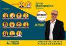 Amministrative a Piazza Armerina: la lista ed i programmi del Movimento 5 Stelle