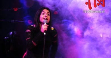 """Nicosia, Marta Bertocchi si è aggiudicata la terza edizione di """"Voci Nostre"""" – FOTO & VIDEO"""