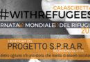 Calascibetta #WithRefugees. Il 20 giugno Giornata Mondiale del Rifugiato 2018