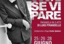 """Nicosia, la compagna Amattori al debutto al Cannata con l'opera teatrale """"Così è se vi pare"""""""