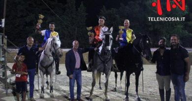 Gaetano Mancuso vince la quarta edizione della Giostra equestre della nobiltà nicosiana – FOTO & VIDEO