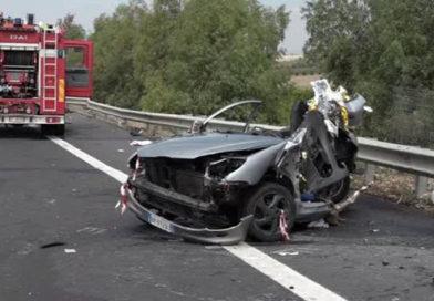 Incidente mortale sulla A19, era rimasta in panne l'auto travolta dal furgone