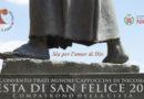 Nicosia, da domenica 19 agosto al via i festeggiamenti in onore di San Felice