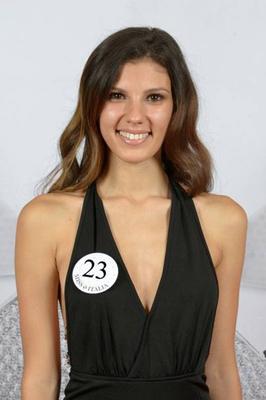 La villadorese Giorgia Giangrasso finalista a Miss Italia Toscana