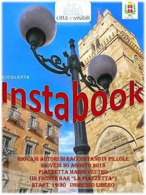Nicosia, l'associazione Città Invisibili ha organizzato il 30 agosto l'evento InstanBook