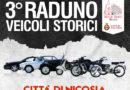 Nicosia, al via dall'1 settembre il terzo raduno dei veicoli storici. Presente il pilota Nino Vaccarella