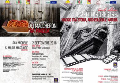 """Nicosia, il 2 settembre si svolgerà la quinta edizione della """"Sagra dei maccheroni Na Maidda"""""""