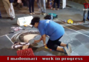 I Madonnari – Work in progress – VIDEO