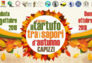 """Capizzi, al via dal 20 al 21 ottobre della """"Sagra del tartufo tra i sapori d'autunno"""""""