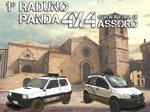 Assoro, domenica 7 ottobre si terrà il primo Raduno Panda 4×4