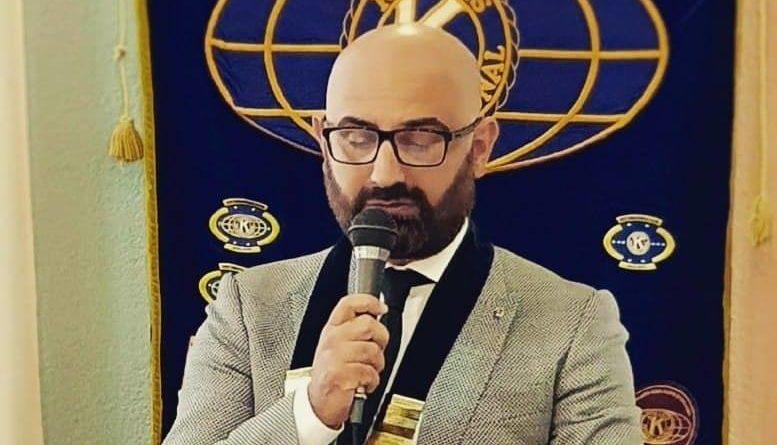L'avv. Giovanni Cannata è il nuovo presidente del Kiwanis Club di Nicosia – VIDEO