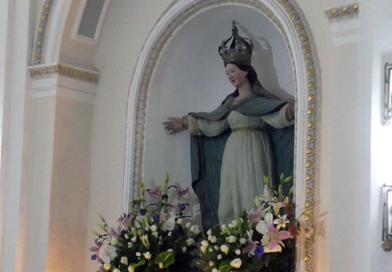 Nicosia, i festeggiamenti in onore di Nostra Signora dei Raccomandati – VIDEO