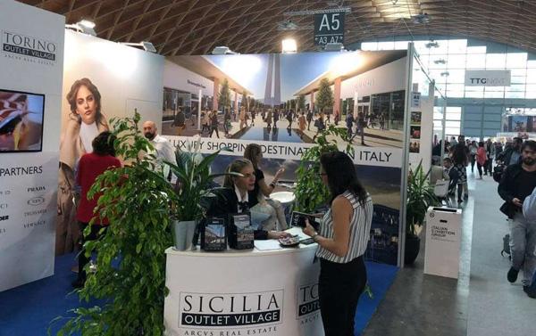 the latest fecef e295e Sicilia Outlet Village punta al sistema integrato turismo ...