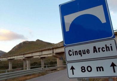 Proseguono gli interventi sull'autostrada A19 Tra Enna e Ponte Cinque Archi