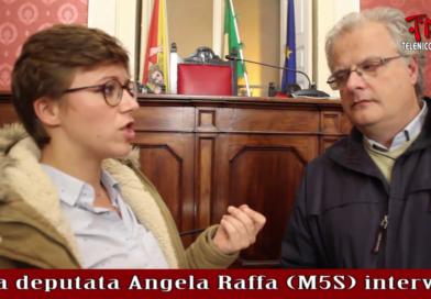 Viabilità siciliana e in particolare Nord-Sud, intervento della deputata A. Raffa (M5S) – VIDEO
