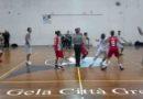 Basket Promozione, disastroso esordio del Città di Nicosia a Gela