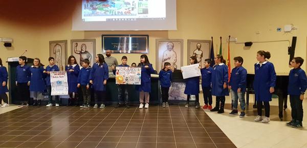 """Il 20 novembre si è svolta a Nicosia, su iniziativa del Kiwanis, la """"Giornata Internazionale dei Diritti dell'Infanzia"""""""