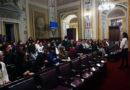 La deputata Elena Pagana apre le porte di Sala d'Ercole a 90 studenti del Majorana di Troina