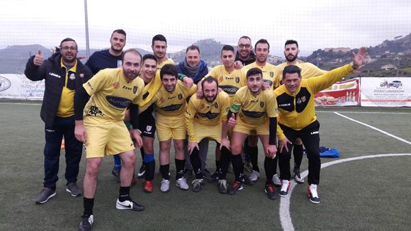 Calcio a 5 serie D, vittoria casalinga del Nicosia Futsal contro la Junior Ramacca