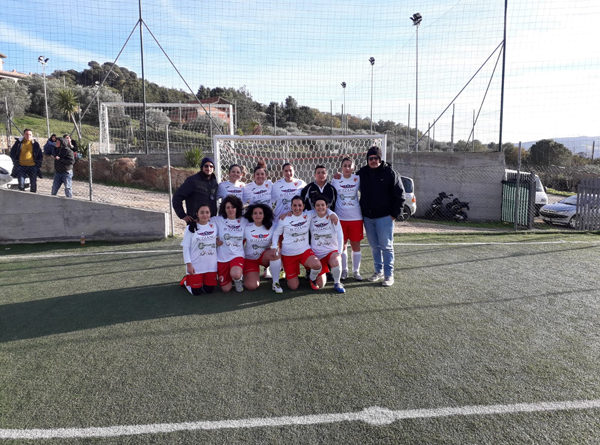 Calcio a 5 serie D femminile, il  Città di Nicosia travolge con una goleada la Alpusallus