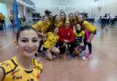 Pallavolo femminile serie D, netta vittoria della Naf Nicosia a Licata