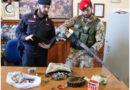 Nicosia, nascondeva fucile e munizioni nella propria azienda agricola; allevatore arrestato dai Carabinieri