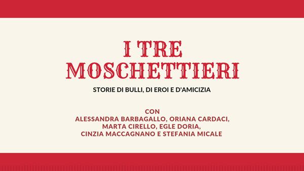 """Sperlinga, il 22 dicembre andrà in scena """"I tre moschettieri"""""""