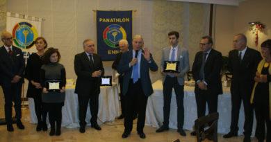Enna, consegnati i premi fair play Panathlon Area 9 Sicilia