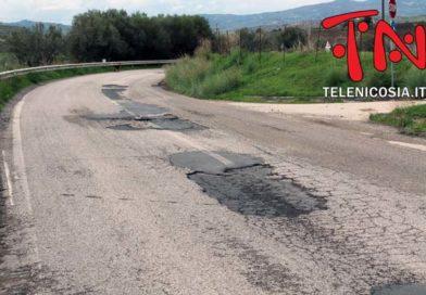 Chiusa per deformazioni e buche la provinciale 7/a da Pirato a Mulinello
