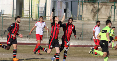 Calcio serie D, il Troina battuto in extremis dal Castrovillari