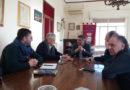 Visita in provincia dell'eurodeputato Giovanni La Via