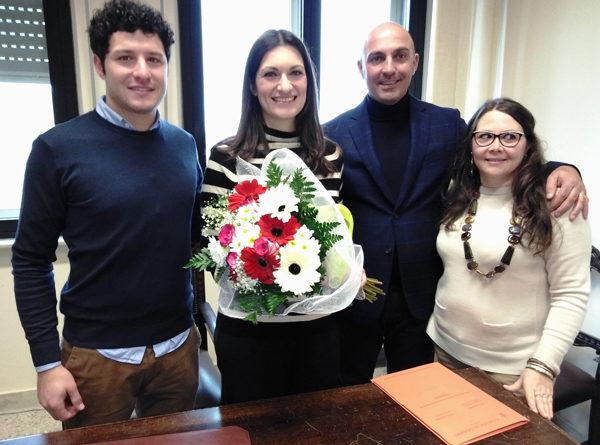 Cerami, s'insedia Nadia Gruttadauria nuova segretaria comunale